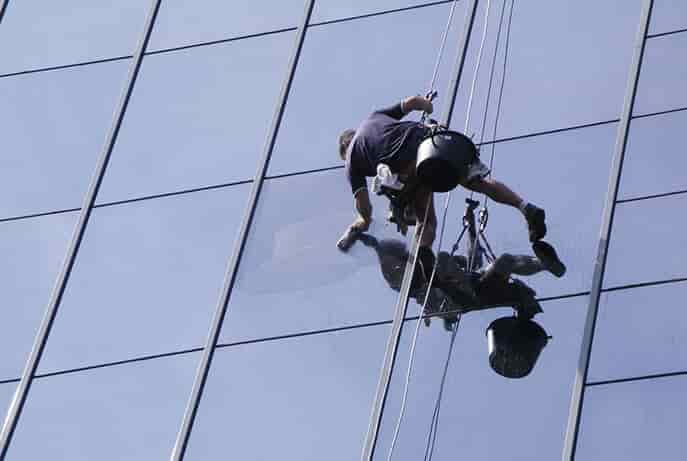 COMMERCIAL WINDOW CLEANING in Milton Keynes