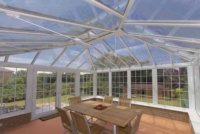 CONSERVATORY ROOF CLEANING in Milton Keynes