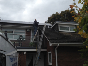 conservatory roof cleaner