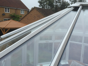 conservatory roof cleaner Milton Keynes