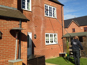 Domestic Window Cleaners Milton Keynes